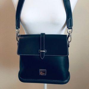 Dooney Bourke Navy Leather Purse